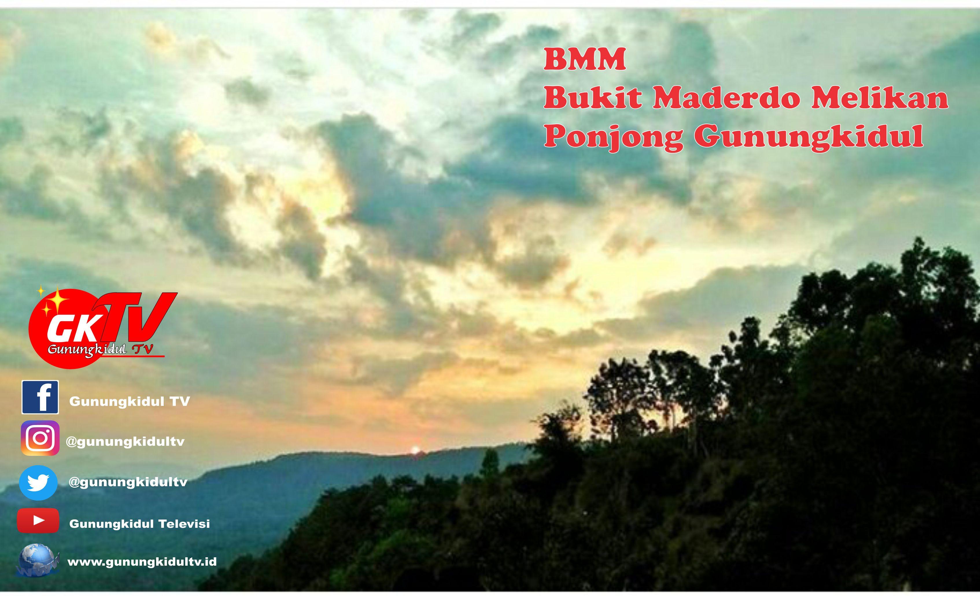 Walau Belum Sempurna, BMM Ponjong Mulai Dikunjungi Banyak Wisatawan