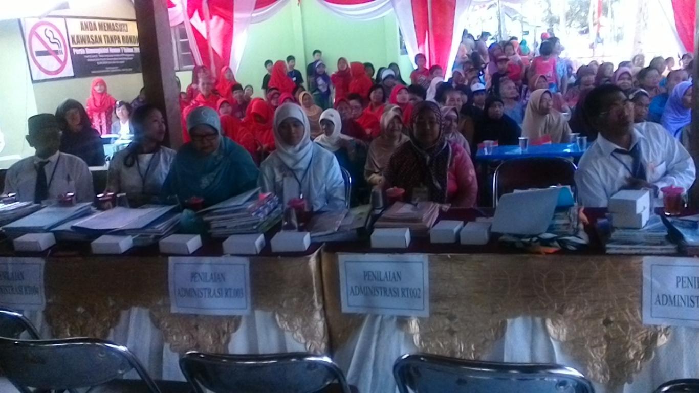 Pesta Rakyat Mewarnai Pengagungan Desa Karangmojo di Dusun Karangduwet II