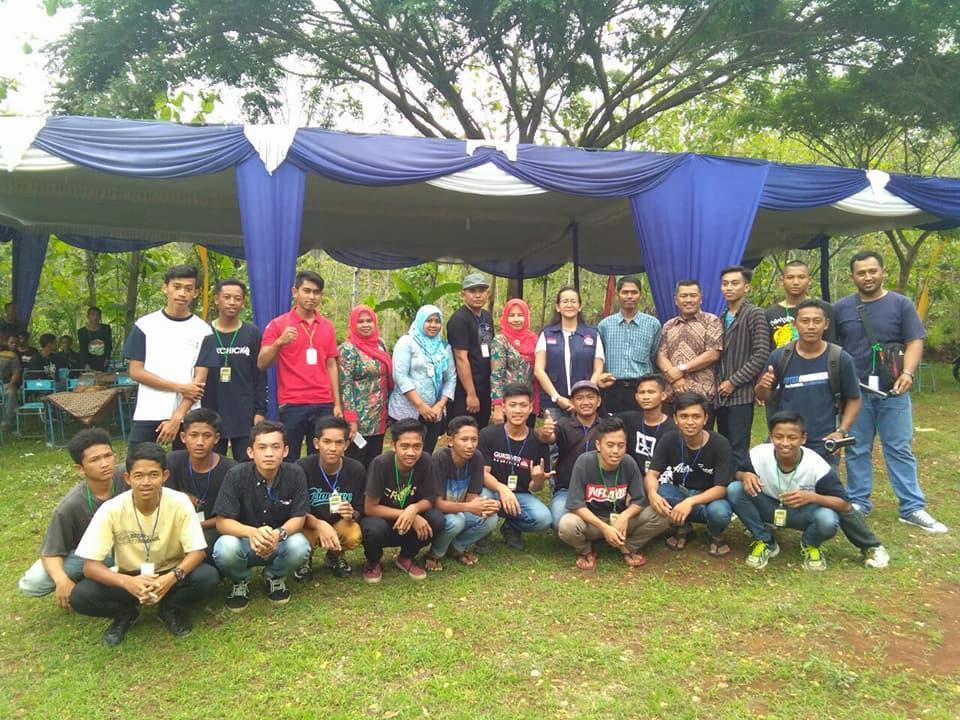 Peringati Hari Sumpah Pemuda, Desa Girisuko Jadi Tuan Rumah Kemah Bakti Pemuda