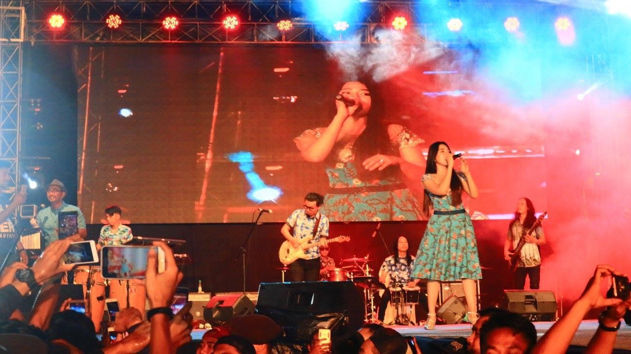 Via Vallen - Akad (Live Show in Gunungkidul)
