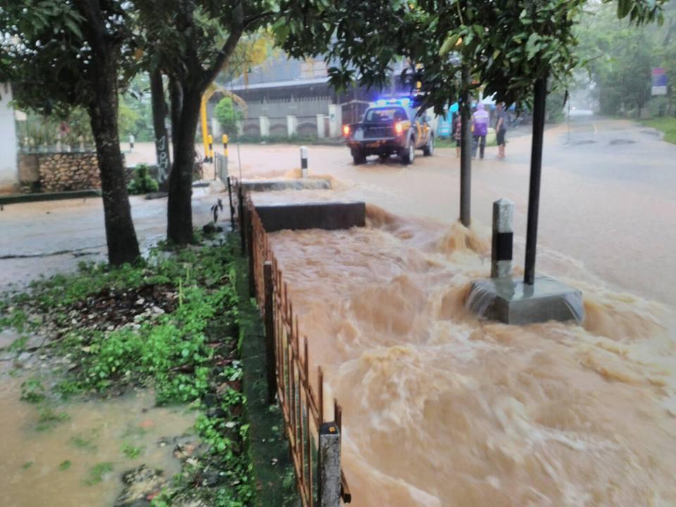 Gunungkidul Hujan Deras, Beberapa Tempat Terendam Banjir