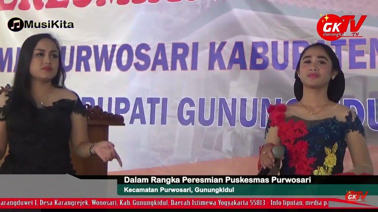 Egois - Anggun dan Maharani (MusiKita TV Gunungkidul)