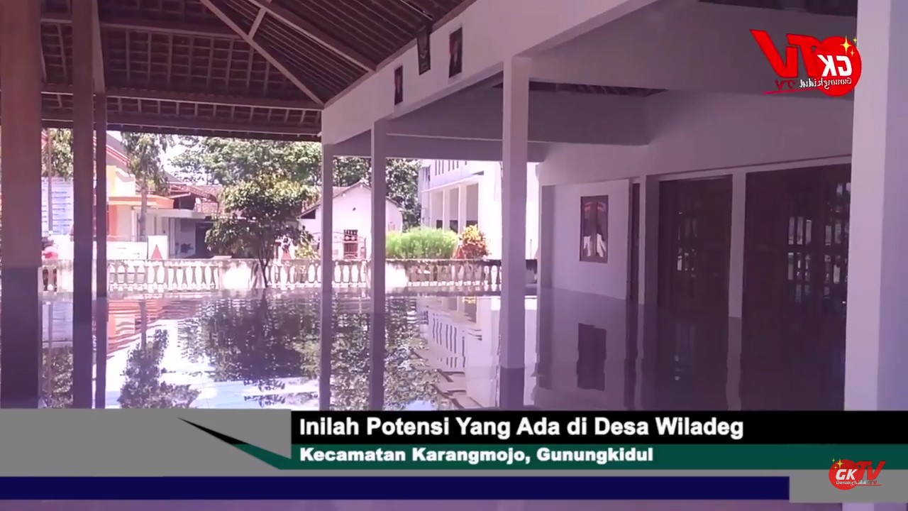 Potensi di Desa Wiladeg Kecamatan Karangmojo