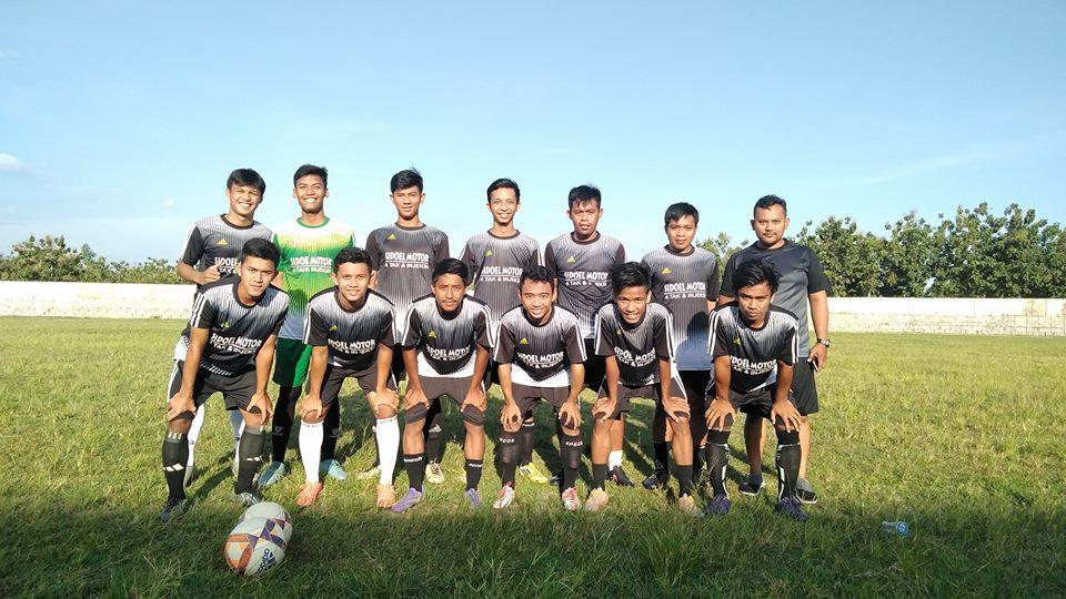 Jelang Liga 3, PERSIG Gunungkidul Kalahkan Duplay FC 4-0