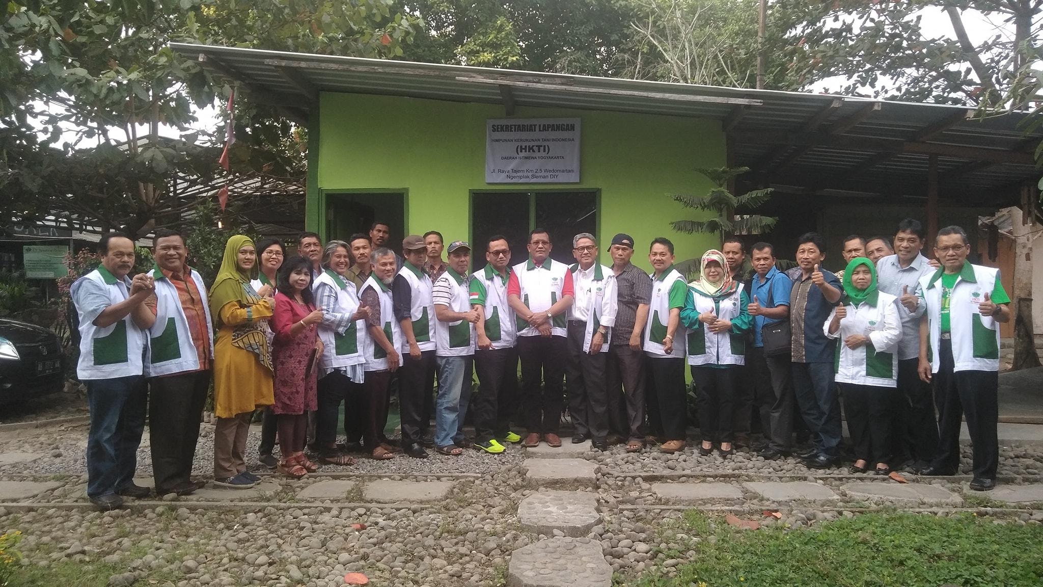 HKTI DIY Akan Segera Lantik HKTI Kabupaten Gunungkidul