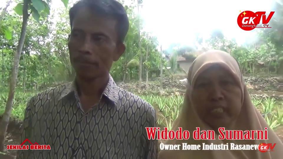 Kembangkan Wisata Gunungkidul Sisi Utara, Wabup Gunungkidul Support Home Industri Aloevera Nglipar