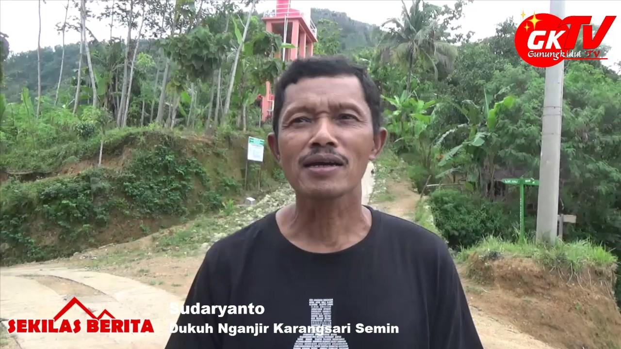 Dolan neng Gunungkidul: Banyu Mlorot Potensi Wisata Tesembunyi di Kecamatan Semin