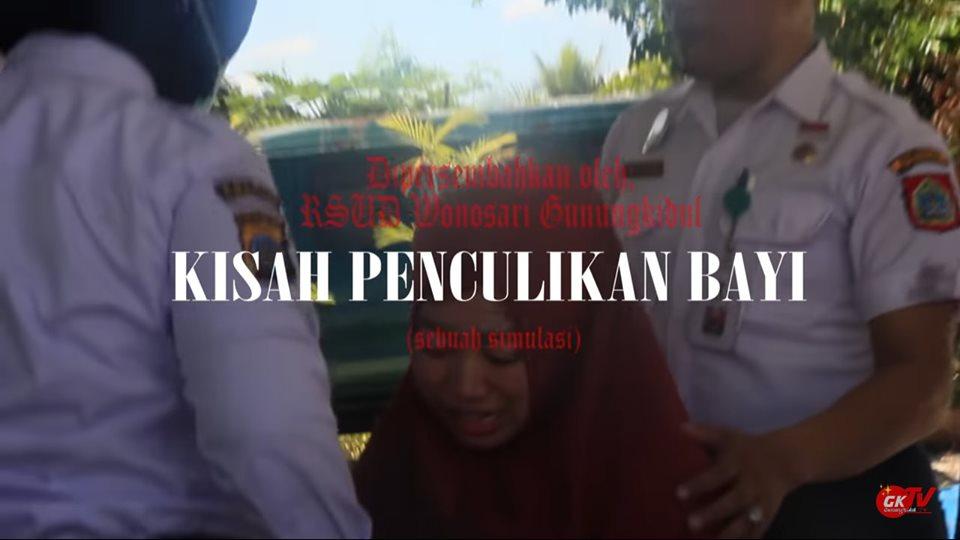Film Gunungkidul: Penculikan Bayi di RSUD Wononosari