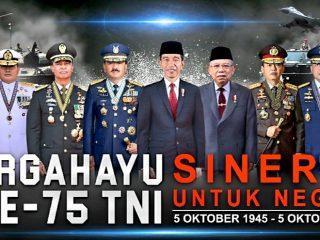 HUT TNI KE 75, KODIM 0730 GUNUNGKIDUL TARGETKAN 100 KANTONG DI DONOR DARAH BERSAMA PMI