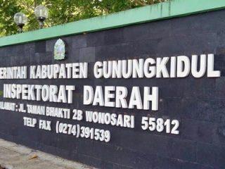 Dugaan Korupsi 1 Milliar Pemkal Getas Playen Ada Yang Mengalir Ke Oknum Inspektorat Daerah Gunungkidul