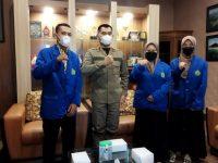 MAHASISWA STAIYO AUDIENSI DENGAN BUPATI GUNUNGKIDUL BAHAS SDM di GUNUNGKIDUL